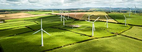 Wind turbines provide tailwind for CSR concept.